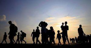 Exposition réfugiés