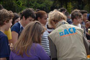 Course contre la Faim [ACF La Rochelle] / Collèges Missy et Fénelon - Parc Franck Delmas - 20 Mai 2016