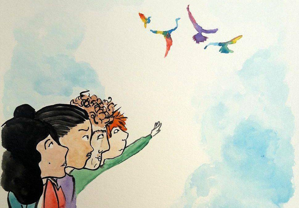 Une émission sur Les Oiseaux Migrateurs à réécouter