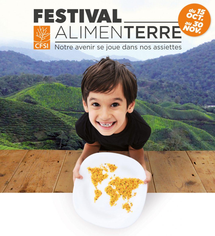 Le Festival Alimenterre 2017 à La Rochelle
