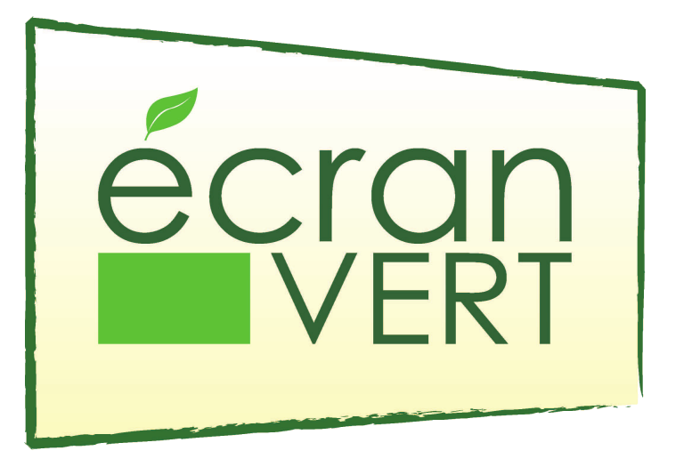 logo Ecran vert