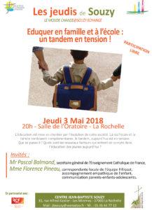 Les jeudis de Souzy @ Salle de l'Oratoire | La Rochelle | Nouvelle-Aquitaine | France