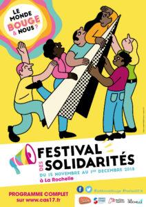 Soirée de documentaires solidaires @ Centre Culturel Jean-Baptiste Souzy | La Rochelle | Nouvelle-Aquitaine | France