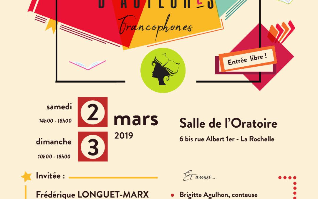 Salon des Livres d'Auteures Francophones