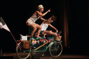 Tandem en Cavale @ Café théâtre Azile