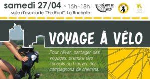 Après-midi sur le Voyage à vélo @  The Roof - Maison de l'escalade - La Rochelle