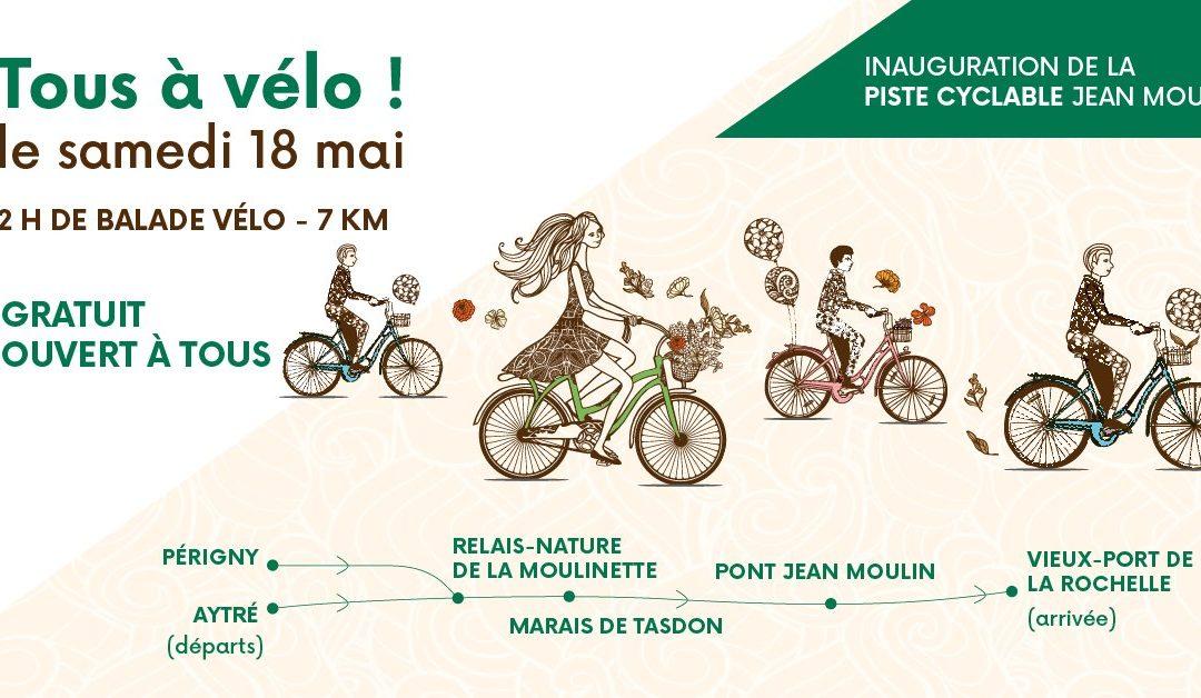 Tous à vélo le 18 mai !