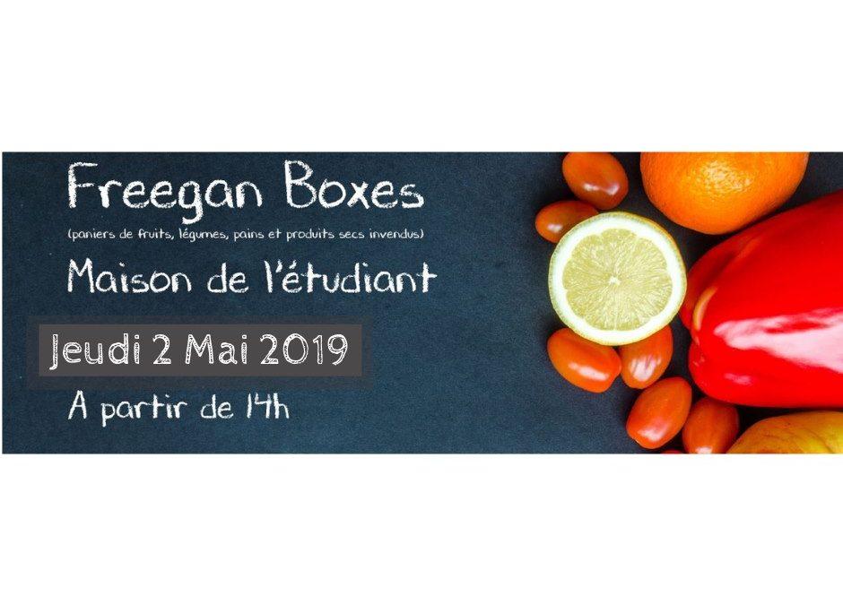 Freegan Boxes