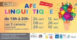 Cafés linguistiques @ Les 3 canons