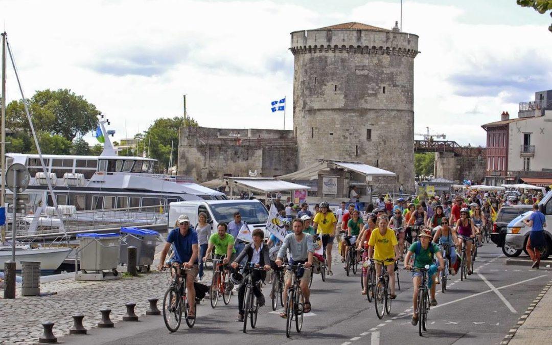 Convergence vélo – Semaine de la mobilité