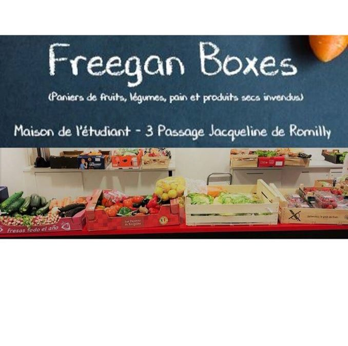 Freegan Boxes