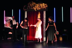 Cabaret Ta Mère @ Café Théâtre l'Azile