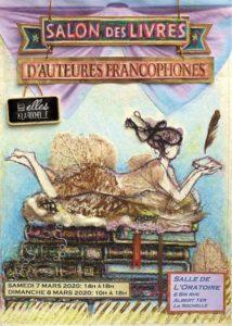 Salon des Livres d'Auteures Francophones @ Salle de l'Oratoire
