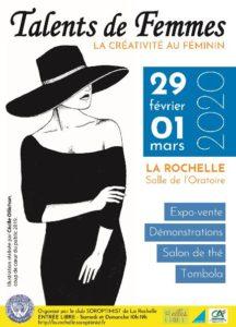 Talents de Femmes @ Salle de l'Oratoire