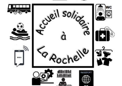 Un guide d'accueil solidaire à La Rochelle