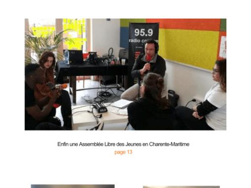Retrouvez l'actualité de la solidarité à la Rochelle dans le SolidaRochelle de mai