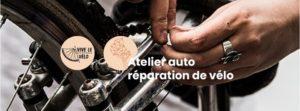 Atelier auto-réparation de vélo @ Les Cabanes Urbaines