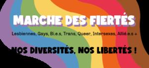 Semaine arc-en-ciel et Marche des fiertés La Rochelle 2021 @ Place de Verdun | Nouvelle-Aquitaine | France