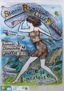 Salon Rochelais du Livre Féminin @ Salle de l'Oratoire   La Rochelle   Nouvelle-Aquitaine   France