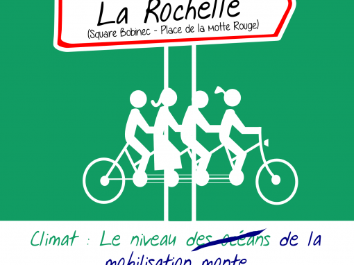 Étape Rochelaise ALTERNATIBA