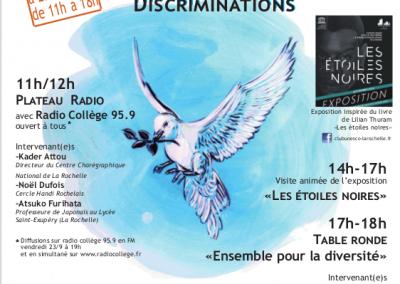 « LES TALENTS PLUS FORTS QUE LES DISCRIMINATIONS »