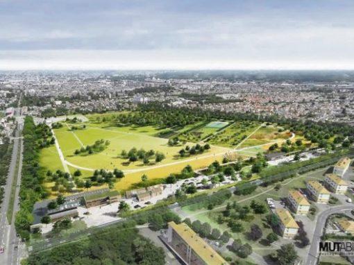 Un projet de ferme de près de 2 hectares… en ville !