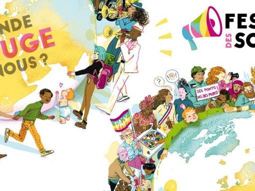 Festival des Solidarités du 16 novembre au 2 décembre