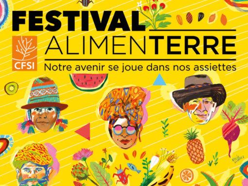 Festival AlimenTERRE 2019 à La Rochelle et dans les alentours