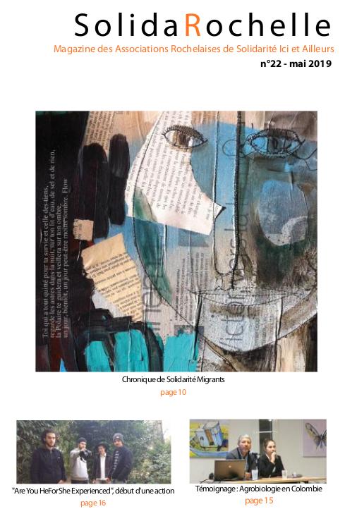 Couverture SolidaRochelle mai 2019