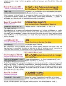 Cercle de silence le 3ème jeudi de chaque mois @ Place de Verdun à La Rochelle - en face de la rue Gargoulleau et de la cathédrale | La Rochelle | France