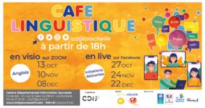 café linguistique CDIJ la Rochelle