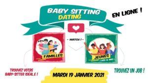 Baby Sitting Dating @ Évènement en ligne