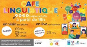 Café linguistique @ En ligne